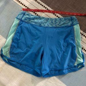 Lucy flex running shorts